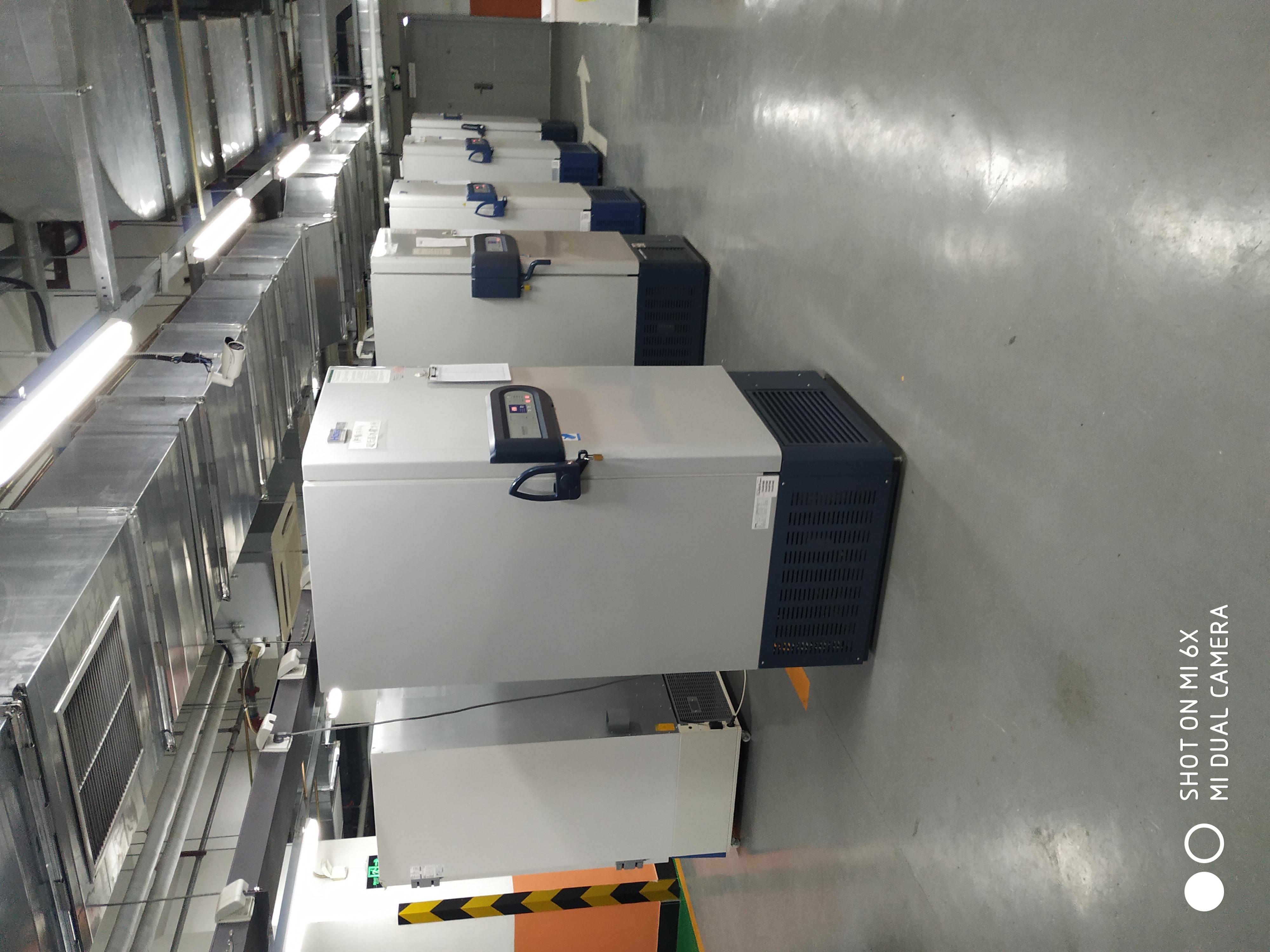 海尔超低温冰箱保存箱维修